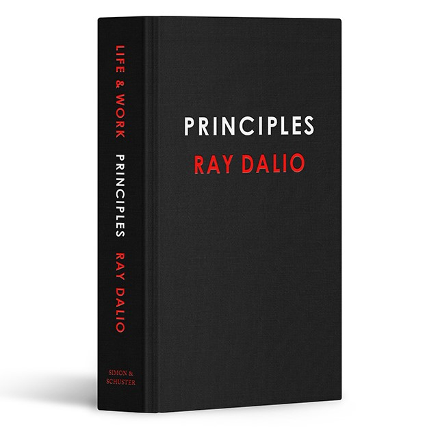 Principles Book Cover